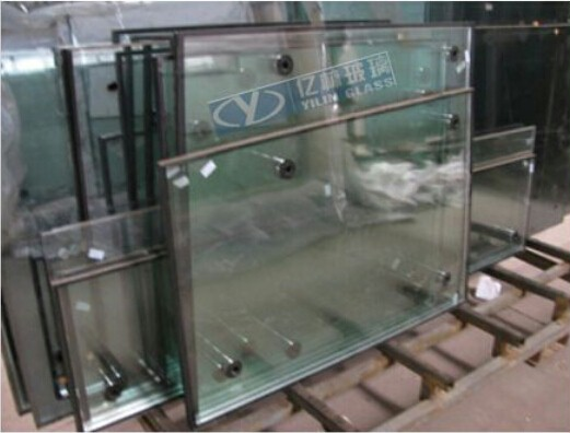 Glazed Insulated Units : Specially manufacturing low e insulated glass yilin